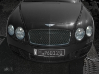 Bentley Continental GT Speed (2007). Oldtimer photography by Grafikatelier aRi F.