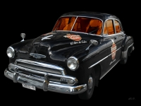 Chevrolet Deluxe with Havanna Club Rum promotion