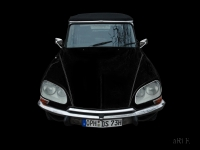 Citroen DS Pallas - Classic France Oldtimer  by aRi F.