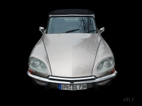 Citroen DS Pallas - Classic Automobil  France Oldtimer by aRi F.