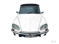 Citroen DS Pallas - French Classic Carphotography Oldtimer by aRi F.