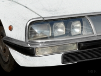 Citroen SM - France classic car Oldtimer-photography