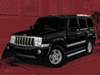 'Jeep Commander' car shooting by aRi F.